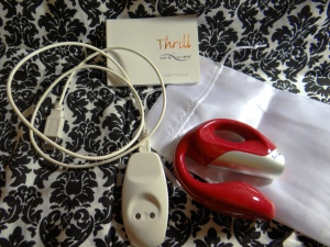 We-Vibe Thrill package